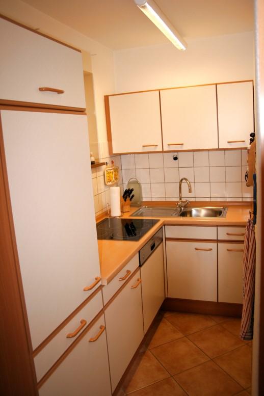 Die Ferienwohnung im Matthias-Petersen-Haus in Wyk auf Föhr